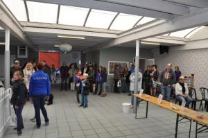 Opening Hondenacademie Waalwijk